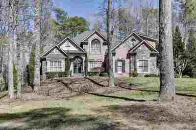 Spartanburg Single Family Home Cont On House Sale: 409 Sweetbay Terrace