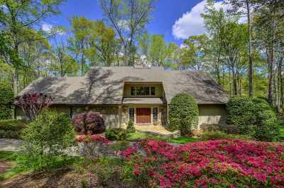 Spartanburg Single Family Home For Sale: 201 Carolina Club Dr