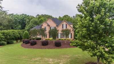 Spartanburg Single Family Home For Sale: 884 Oakcrest Road