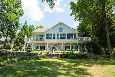 Inman Single Family Home For Sale: 418 Rockcove Rd