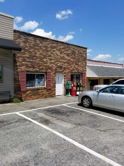 Campobello Commercial For Sale: N 206 Main St.