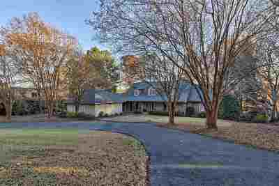 Spartanburg Single Family Home For Sale: 4 Yeamans Hall Ct