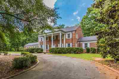 Spartanburg Single Family Home For Sale: 2500 Old Knox Road