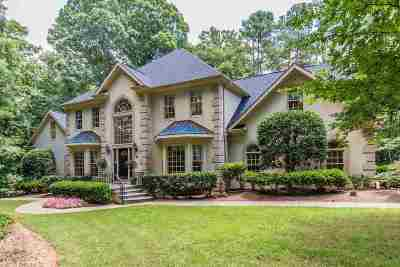 Spartanburg Single Family Home For Sale: 1243 Shadowood Drive