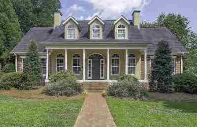 Spartanburg Single Family Home Cont On House Sale: 420 Wannamaker Court