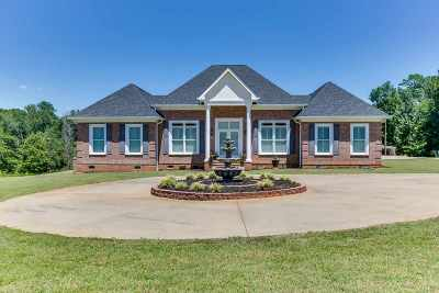 Taylors Single Family Home For Sale: 410 Berry Road