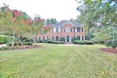 Spartanburg Single Family Home Contingent Upon Financing: 399 Carleton Circle