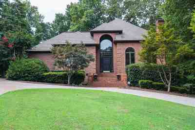 Spartanburg Single Family Home For Sale: 1271 Shadowood Drive