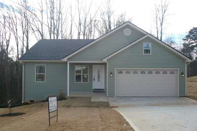 Spartanburg Single Family Home For Sale: 467 Blairwood Ct