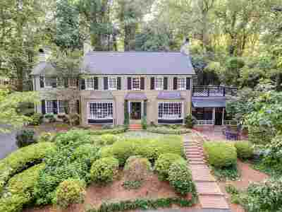 Spartanburg Single Family Home For Sale: 2 Sylvan Dr