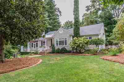 Spartanburg Single Family Home For Sale: 640 Crystal Drive