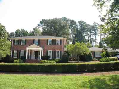 Spartanburg Single Family Home Contingent On Inspection: 135 Fernbrook Circle