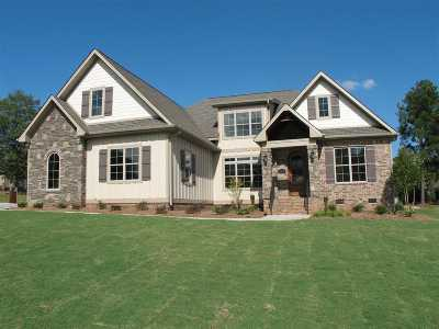 Spartanburg Single Family Home Contingent On Inspection: 605 Crowe Creek Trail