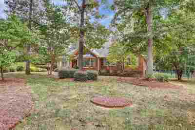 Spartanburg Single Family Home Cont On House Sale: 119 Woodridge Drive