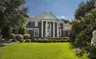 Spartanburg Single Family Home For Sale: 11 Oakland Hills Lane