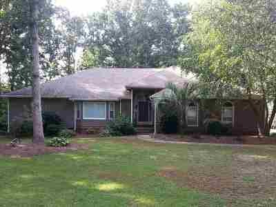 Spartanburg Single Family Home For Sale: 208 Woodridge Drive
