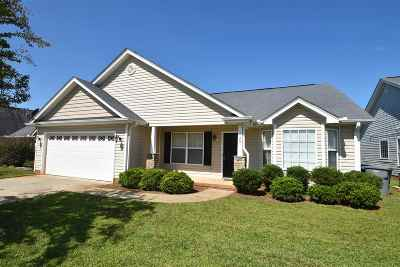 Spartanburg Single Family Home For Sale: 423 Melbourne Lane