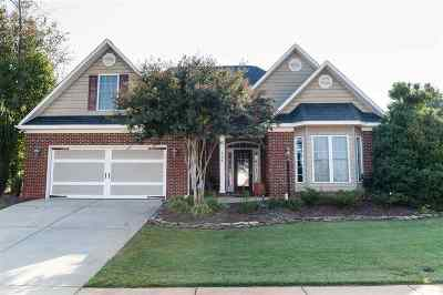 Spartanburg Single Family Home For Sale: 326 Merrivale Lane