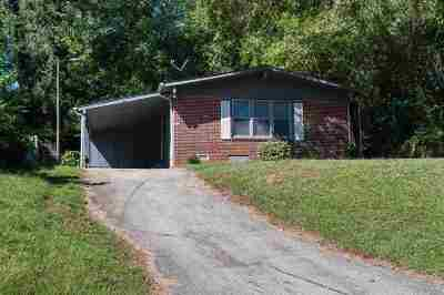 Spartanburg Single Family Home For Sale: 1170 Tiffany Drive