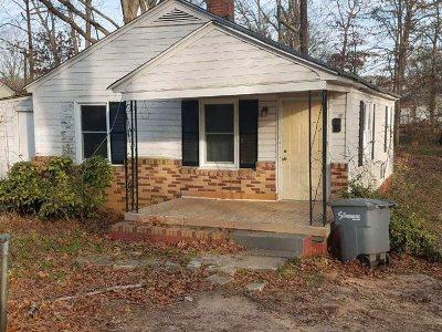 Spartanburg Single Family Home For Sale: 481 Bethlehem Drive
