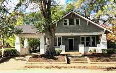 Spartanburg Single Family Home For Sale: 496 Glendalyn Ave