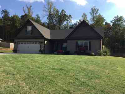 Spartanburg Single Family Home For Sale: 834 Old Canaan Road