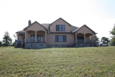 Greer Single Family Home For Sale: N 4550 Highway 14