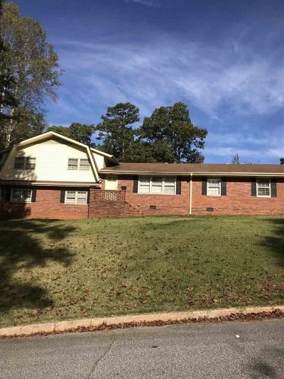 Spartanburg Single Family Home For Sale: 291 Heathwood Drive