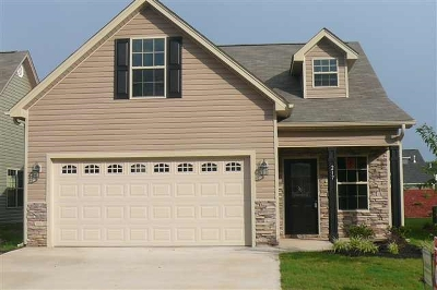 Spartanburg Single Family Home For Sale: 217 Dellwood