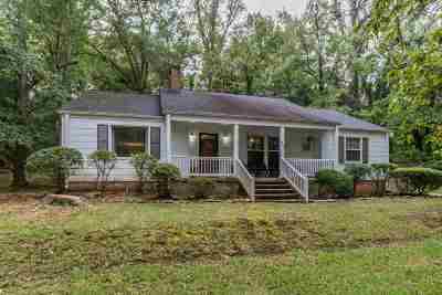Spartanburg Single Family Home For Sale: 907 W.o. Ezell Boulevard