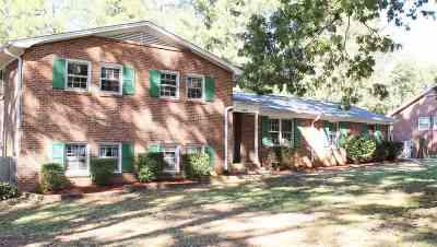 Spartanburg Single Family Home For Sale: 408 Springwood Dr