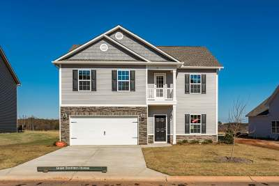 Spartanburg Single Family Home For Sale: 113 Viewmont Dr