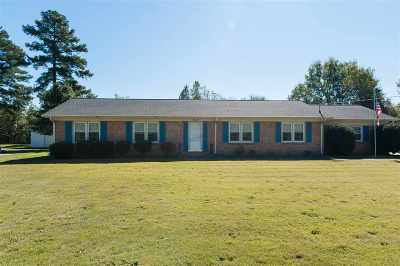 Spartanburg Single Family Home For Sale: 237 Peach Valley Drive