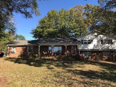 Inman Single Family Home For Sale: 441 Old Burnett Road