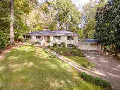Spartanburg Single Family Home Contingent On Inspection: 213 Beechwood Dr.