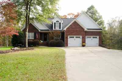 Inman Single Family Home For Sale: 268 Burntwood Lane