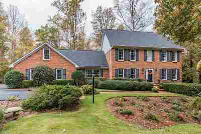 Spartanburg Single Family Home For Sale: 1612 Hollyberry Lane
