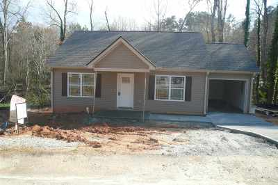 Spartanburg Single Family Home For Sale: 484 Blairwood Ct