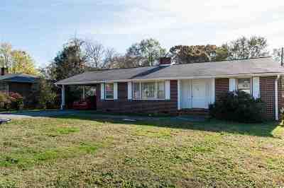 Spartanburg Single Family Home For Sale: 559 Glenwood Drive