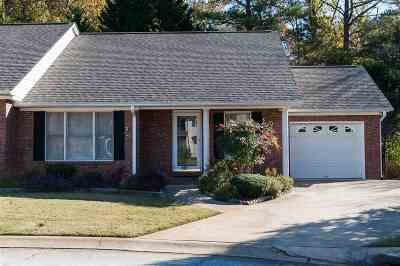 Spartanburg Single Family Home For Sale: W 407 Pointe Drive