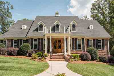 Spartanburg Single Family Home For Sale: 633 Breckenwood Dr