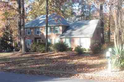 Spartanburg Single Family Home For Sale: 144 Woodridge Drive
