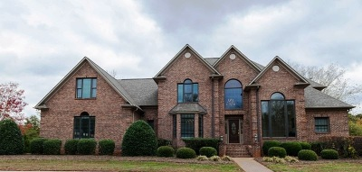 Spartanburg Single Family Home For Sale: 120 Lake Park Drive