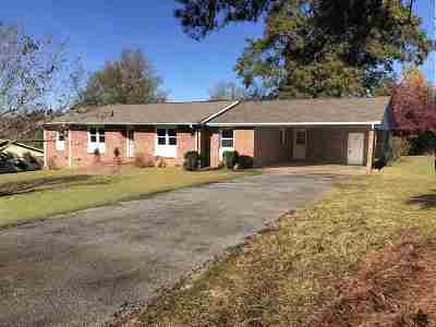 Spartanburg Single Family Home For Sale: 227 Anita Dr