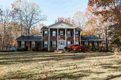 Spartanburg Single Family Home For Sale: 1231 Mount Zion Road