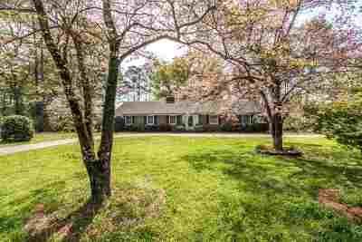 Spartanburg Single Family Home For Sale: 1040 Andrews Farm