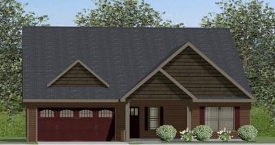 Spartanburg Single Family Home For Sale: N 304 Ackworth Lane Lot 85