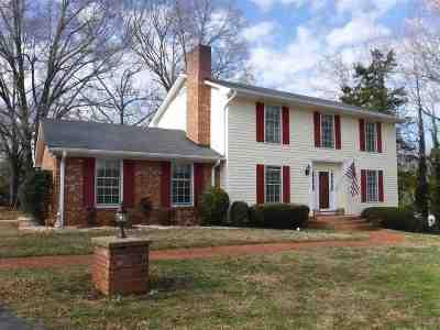 Spartanburg Single Family Home For Sale: 22 Iris Court