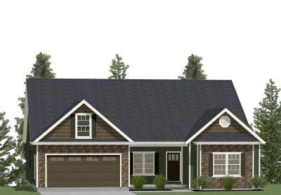 Spartanburg Single Family Home For Sale: N 308 Ackworth Lane Lot 84
