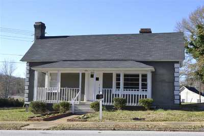 Spartanburg Single Family Home For Sale: N 656 Liberty